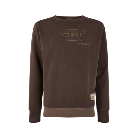 DOHC SWEATSHIRT BROWN