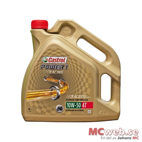 Power 1 Racing 4T 10W50 4L