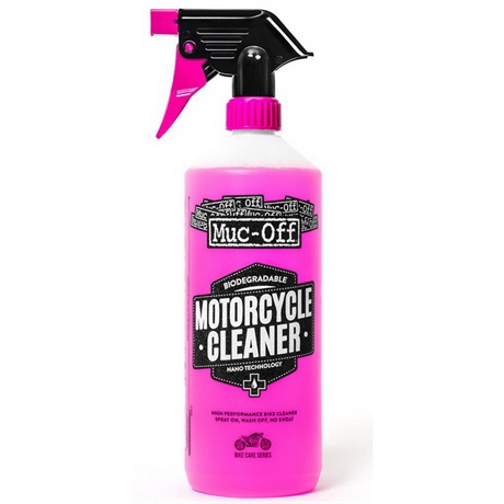NANO TEXH MOTORCYCLE CLEANER 1L