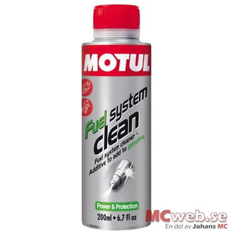 Fuel System Clean 200ml