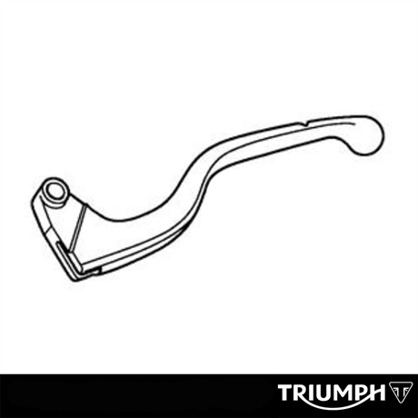 Triumph original kopplingshandtag