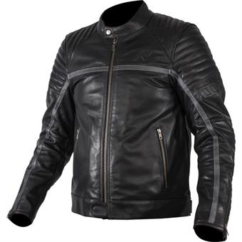 MC jackor i textil och läder, för alla väder!
