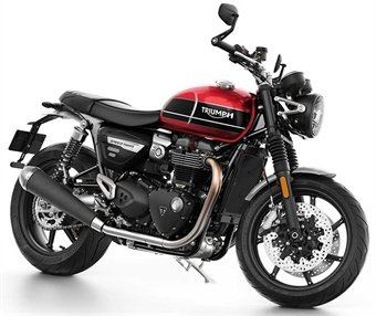 Triumph Bonneville Speed Twin 2019